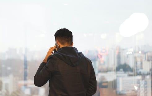 Customer On Phone Resize 491 309
