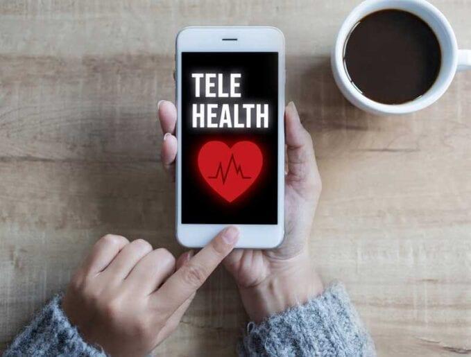 telehealth on iphone e1606518497795