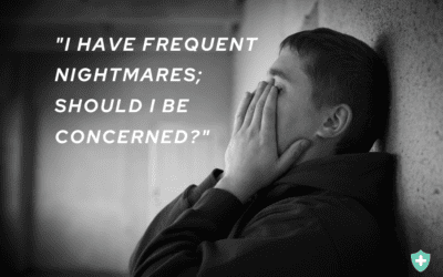 """I Have Frequent Nightmares; Should I Be Concerned?"""