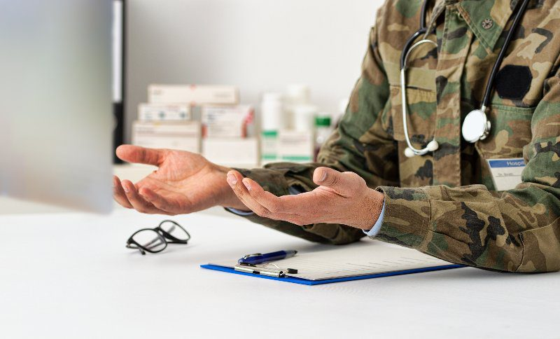 Choosing Ease & Convenience with Telehealth Services for Veterans